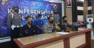 Perusak Ambulans di Yogyakarta Ditangkap