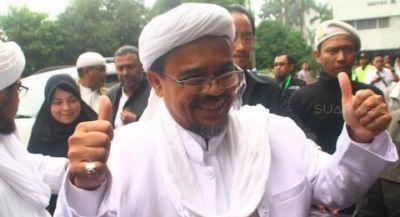 Rizieq Shihab Minta Kepada Hakim Agar Diadili Bukan saat Puasa